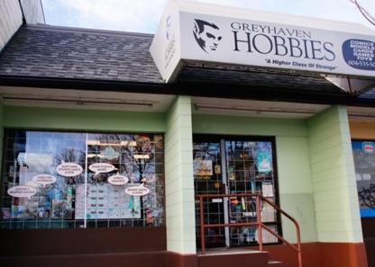 Grey Haven Hobbies - Games & Supplies - 604-535-5051