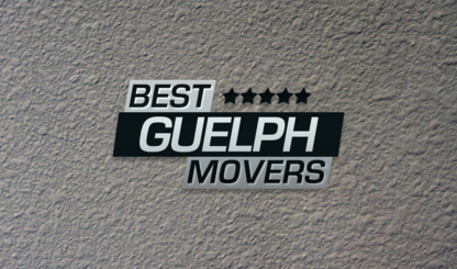 Best Guelph Movers - Moving Services & Storage Facilities - 226-780-0355