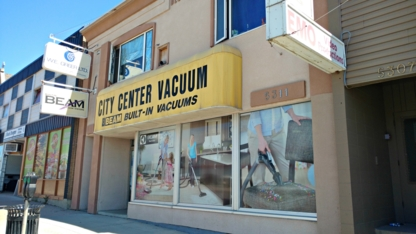 City Center Vacuum Sales & Service Ltd - Home Vacuum Cleaners