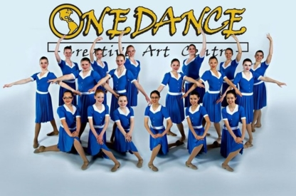 Onedance Creative Art Centre - Dance Lessons