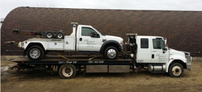 Big Time Towing & Recovery Ltd - Vehicle Towing - 780-853-4019
