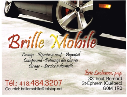Brille Mobile - Lave-autos