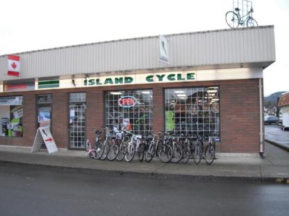 Island Cycle - Sporting Goods Stores - 250-248-0647