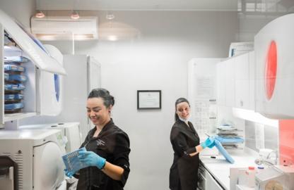 Centre Dentaire De Haute Technologie Du Québec - Dentistes - 514-524-6848