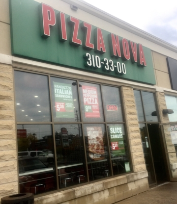 Pizza Nova - Italian Restaurants - 310-3300