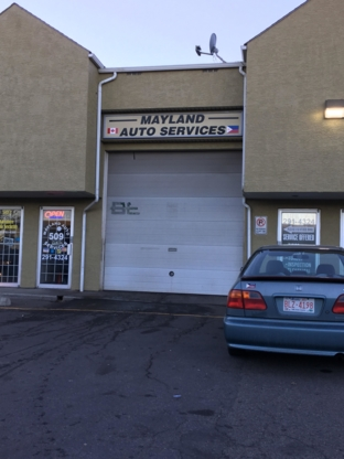 Mayland Auto Services - Car Repair & Service - 403-291-4324