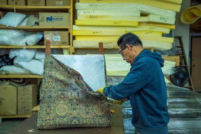 Irvine Interiors - Réparation et restauration d'antiquités