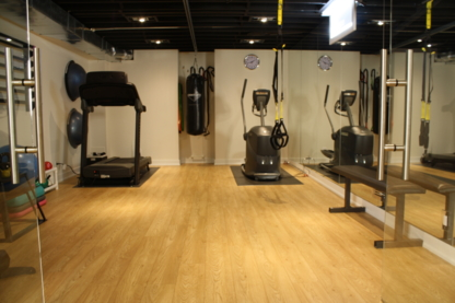 Moti-Fit Personal Training - Fitness Gyms - 289-928-4039