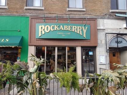 Rockaberry Franchising - Restaurants