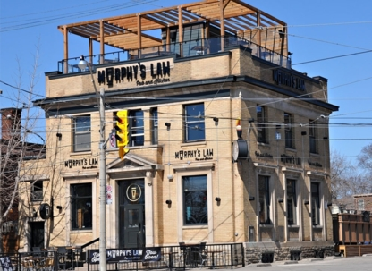 Murphy's Law Pub & Kitchen - Bars
