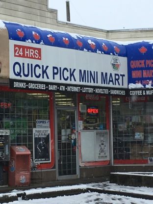 Quick Pick Convenience Store - Grocery Stores - 604-876-2900