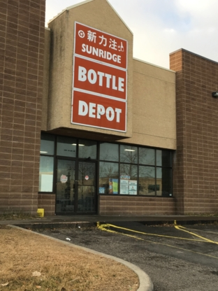 Sunridge Bottle Depot - Can & Bottle Return Depots - 403-291-1088