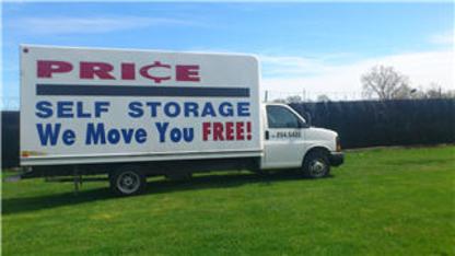 Price Self Storage - Déménagement et entreposage - 519-254-5422