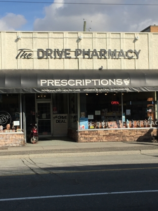 The Drive Pharmacy - Pharmacies - 604-254-0133