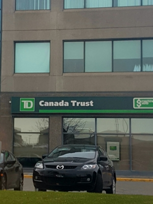 TD Canada Trust Branch and ATM - Banks - 514-695-7124