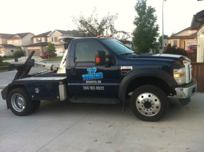 Tip Towing - Vehicle Towing - 204-782-9522