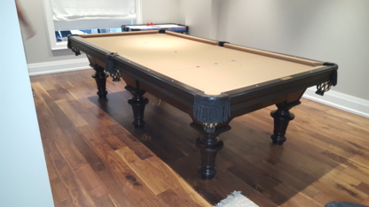 7 Star Billiards & Games - Pool Tables & Equipment - 416-333-6789