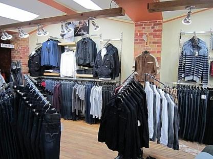 Cinque Mode Masculine - Magasins de vêtements pour hommes - 581-981-5500