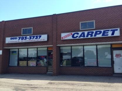 Dixie Carpet And Furniture - Carpet Installers - 905-793-3737