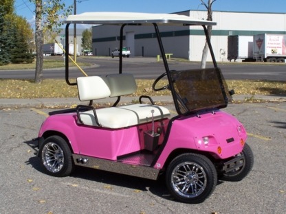 Koolsville Kustoms - Golf Cars & Carts - 403-234-7144