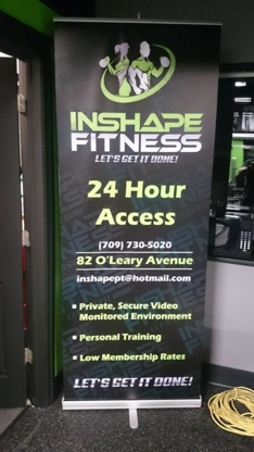 Inshape Fitness - Fitness Gyms