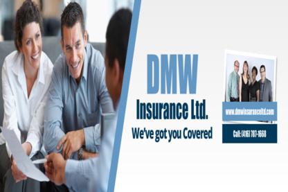 DMW Insurance Ltd - Agents d'assurance - 416-787-1668