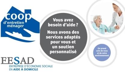 Voir le profil de Coopérative de Solidarité en Entretien Ménager du Bas Richelieu - Repentigny