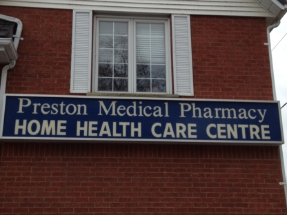 Preston Medical Pharmacy - Pharmacies - 519-653-1870