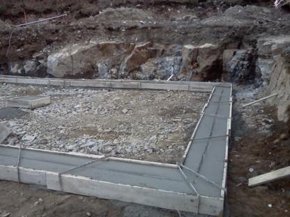 Les Entreprises M. Théroux Excavation - Entrepreneurs en excavation - 819-321-0572