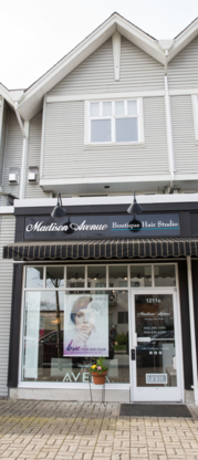 Madison Avenue Boutique Hair Studio - Hairdressers & Beauty Salons