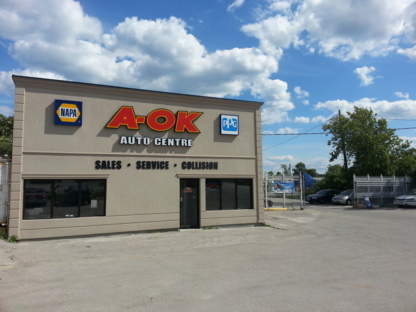 A OK Auto Centre - Auto Body Repair & Painting Shops - 905-339-2345