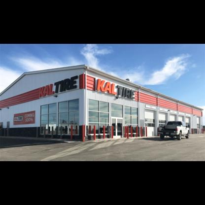 Kal Tire - Tire Retailers - 306-445-4171