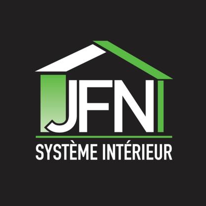 Système Intérieur JFN Inc - Plafonds - 514-862-3837