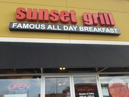 Sunset Grill - Breakfast Restaurants - 905-824-0999