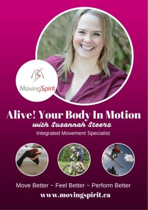 Moving Spirit - Pilates Classes & Studios