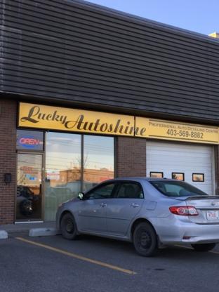 Lucky Auto Shine Ltd - Entretien intérieur et extérieur d'auto