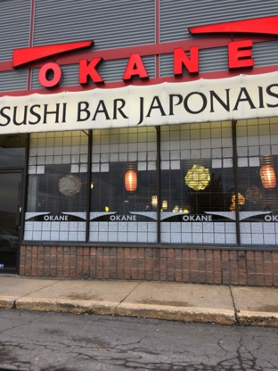 Okane Sushi Bar - Restaurants - 450-672-1018