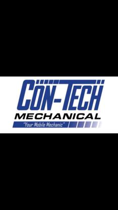 Con-Tech Mechanical - Réparation et entretien d'auto - 705-840-8324