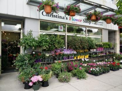 Christina's Flower Shop - Florists & Flower Shops - 604-263-3011