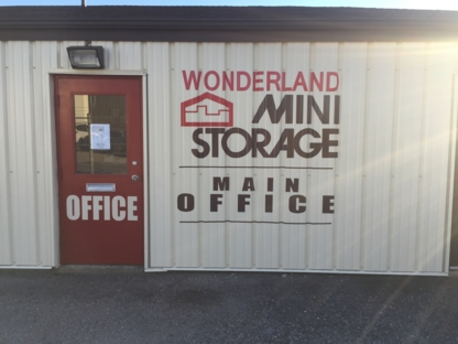 Voir le profil de Wonderland Mini Storage - Thorndale