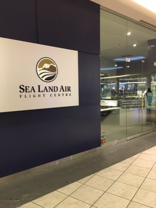 Sea Land Air Flight Centre - Airlines - 604-295-8176