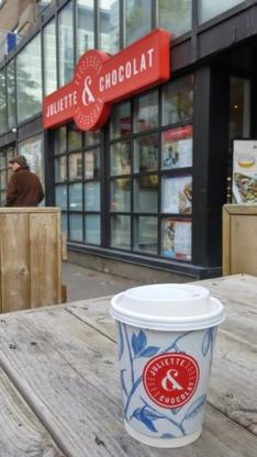 Juliette & Chocolat - Restaurants - 514-508-4800