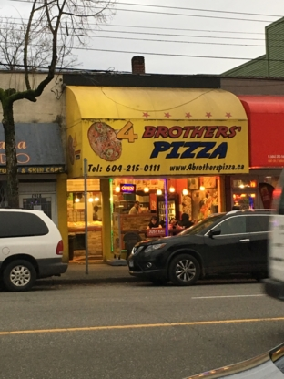 4 Brothers Pizza - Pizza & Pizzerias