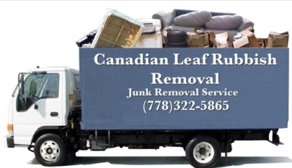 Canadian Leaf Rubbish Removal - Bulky, Commercial & Industrial Waste Removal