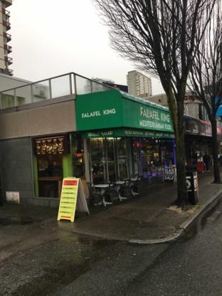 Falafel King Restaurant - Restaurants - 604-688-5536