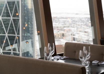 Sky 360 - Restaurants