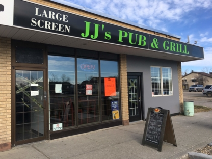 JJ's Neighbourhood Pub Ltd - Pubs - 403-685-2256