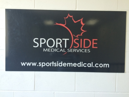 SportSide Medical Services - Hôpitaux et centres hospitaliers