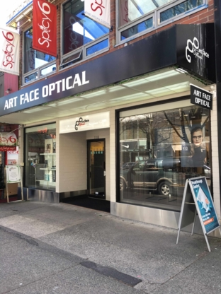 Art Face Optical - Optometrists