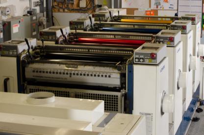 Imprimerie Des Editions Vaudreuil - Printers - 450-455-5661